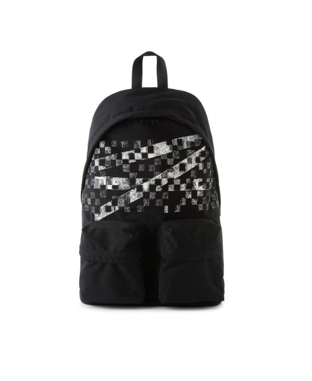 NONAGON CHECKERBOARD ROMAN 9 BACKPACK (NNG17BG06U89F17)
